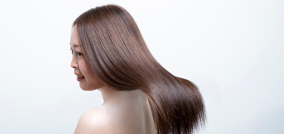 髪質改善のヘアエステ